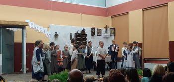OŠ Radlje ob Dravi: Nastop folkloristov