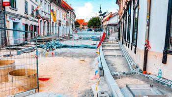 Mednarodno častno priznanje Piranesi 2019 arhitektom prenove mestnega jedra