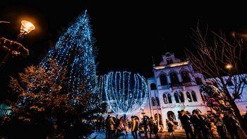 Veseli december v Novem mestu