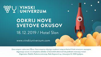 VINSKI UNIVERZUM 2019
