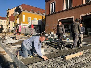 Gradbena dela na Lilekovi in Gubčevi ulici potekajo po načrtu