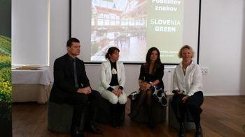 """Indikatorji pri projektu """"Slovenia Green"""""""