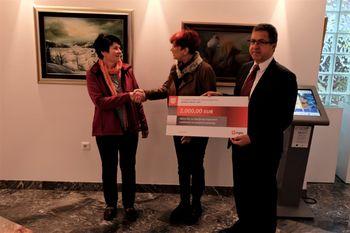 S pomočjo donacije Zavarovalnice Triglav do večje mobilnosti starejših