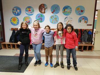 Tekmovanje učencev 4. in 5. razreda v bralnem razumevanju iz madžarskega jezika