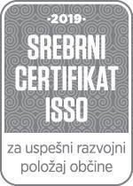 Občina Mirna Peč prejemnica Srebrnega certifikata ISSO za uspešni razvojni položaj občine
