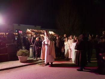 Prižig decembrskih luči v Lukovici