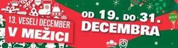 13. veseli december v MEŽICI