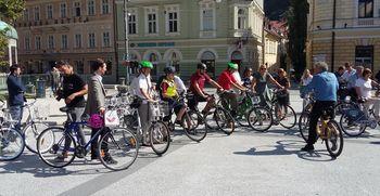 Oglejte si preliminarni program svetovne kolesarske konference Velo-city 2020 Ljubljana