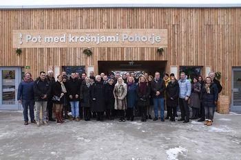 Na Rogli sklenili Partnerstvo za Pohorje