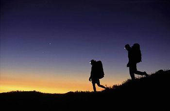 Pohod z lučkami na Limbarsko goro