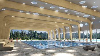 Objavljen natečaj za bazenski kompleks v Češči vasi