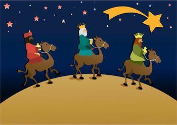 Šege in navade: Sveti trije kralji