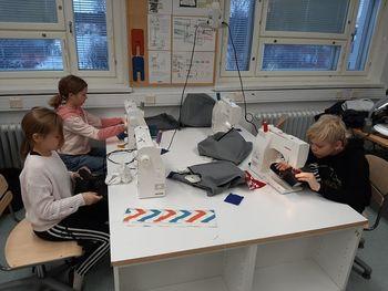 Obisk učiteljic OŠ Brinje Grosuplje na Finskem