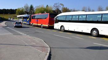 Novo mesto z redno avtobusno mednarodno linijo do Zagreba