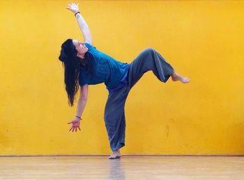 Plesno sproščanje