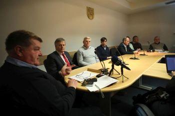 Župani Zgornje Gorenjske izrazili podporo zavetišču Perun