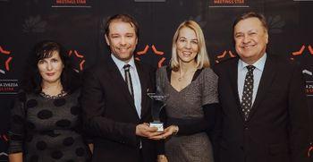 Nova nagrada za ljubljanski kongresni turizem