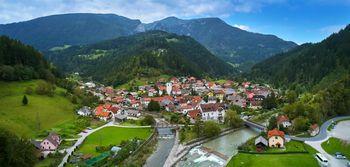 """Poročilo o """"zelenih"""" kazalnikih turistične destinacije Luče"""