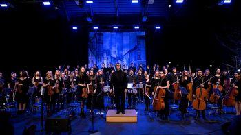 Tradicionalni koncert simfonikov letos v znamenju dveh jubilejev