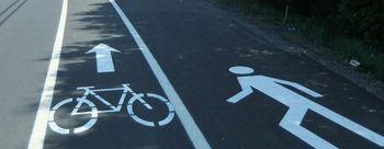 Javna razgrnitev in javna obravnava koncepta kolesarskega in peš omrežja v občini Jesenice
