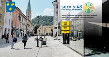 Nov Servis 48 za še boljšo komunikacijo z občani