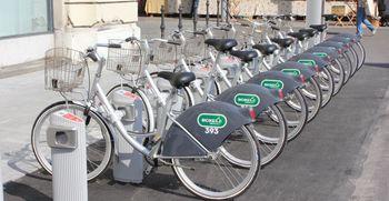 Nadgradnja aplikacije Urbana za sistem Bicikelj