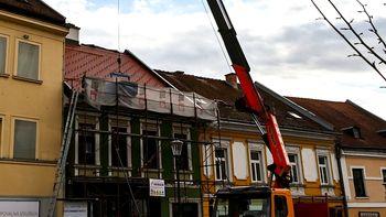Javni poziv za sofinanciranje obnove javnih pročelij v mestnem jedru