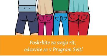 Letno poročilo o delovanju Programa Svit za zdravstveno regijo Novo mesto za leto 2019