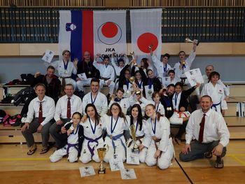 Državno prvenstvo JKA karateja 2020