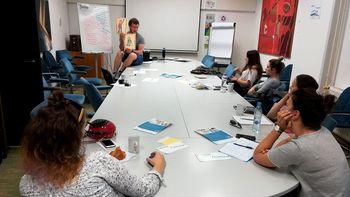 Usposabljanje za mladinske delavce/ke v MONM 2020