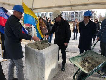Položili temeljni kamen za stanovanjsko sosesko Dečkovo naselje – DN 10