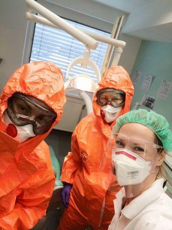 Koronavirus: K zobozdravniku le v nujnih primerih!