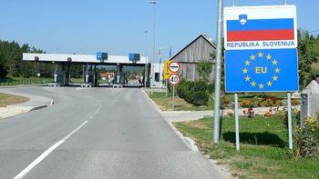 Del mejnih prehodov na našem območju zaprt