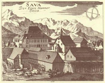 E-predstavitev muzejskega prostora na Stari Savi in pomena le-te