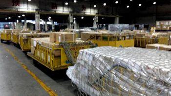 Donacija zaščitne opreme iz Kitajske