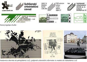 60 let Ljubljanskega urbanističnega zavoda