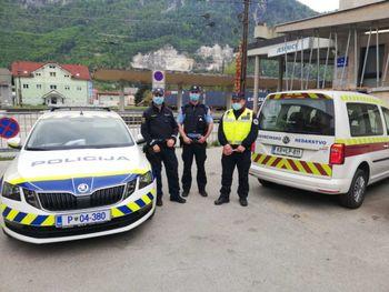 Jeseniški policisti in redarji preverjali upoštevanje kolesarskih predpisov