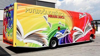 Vrata Knjižnice Mirana Jarca ponovno odprta