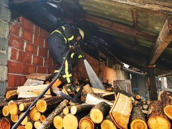 Intervencija gasilcev