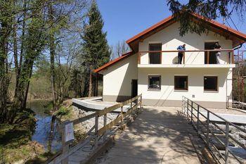 Na obrobju Radenskega polja nastaja Naravovarstveni center Šica