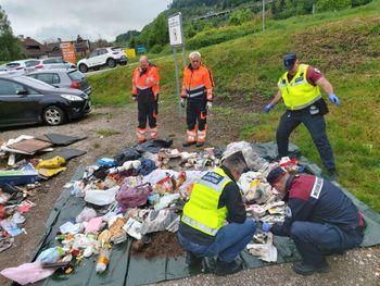 S poostrenim nadzorom do pravilnejšega ravnanja z odpadki