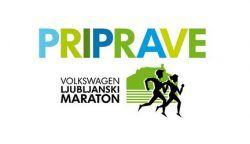 Začetek tekaških priprav na Ljubljanski maraton