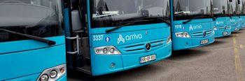V začetku junija še mestni avtobusni promet
