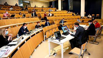 Sprejeti rebalans občinskega proračuna za nadaljevanje ambicioznega načrta investicij