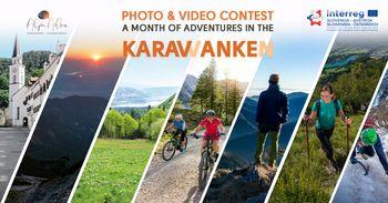 Foto & video natečaj Mesec doživetij v Karavankah