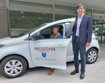Od 15. junija na Jesenicah brezplačni prevozi za starejše