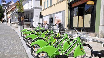 Slogan Evropskega tedna mobilnosti 2020 je Izberi čistejši način prevoza!