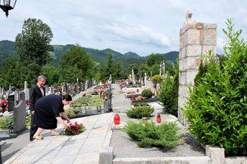 Spomin na 75-letnico konca 2. svetovne vojne