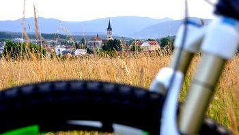 Evropska sredstva za kolesarsko stezo od Radovljice do Lesc
