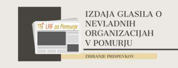 Sodelujte pri pripravi glasila o NVO (LRF)